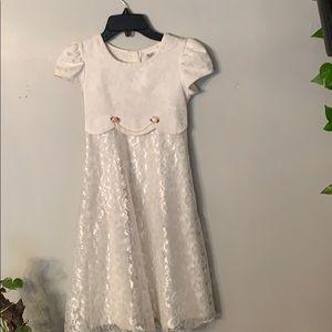 Little girls Easter dress.